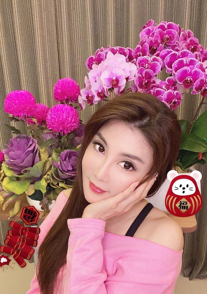 楊麗菁期盼好姊妹劉真能度過難關。圖/摘自臉書
