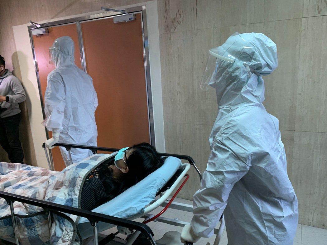 新冠肺炎疫情仍在延燒,民眾應誠實面對疫調。 圖/聯合報系資料照片