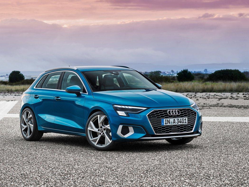 身為集團首款搭載MQB模組底盤的「始祖」,Audi A3 Sportback在今...