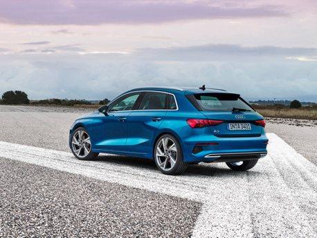全新大改款Audi A3 Sportback登場 MQB首款作品的內外全面革新!