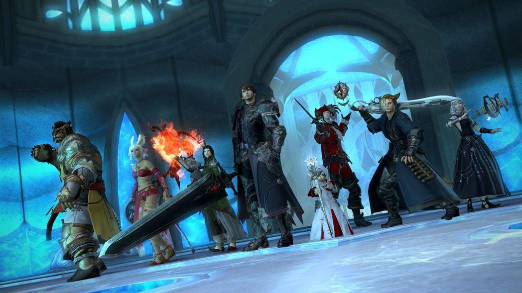 第五位《FF XIV》,2010年率先登陸PS3,2013年推出新生版,投票的支...