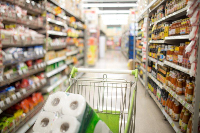 澳洲傳出新冠病毒人傳人疫情,超市出現民眾搶購風潮。示意圖/Ingimage