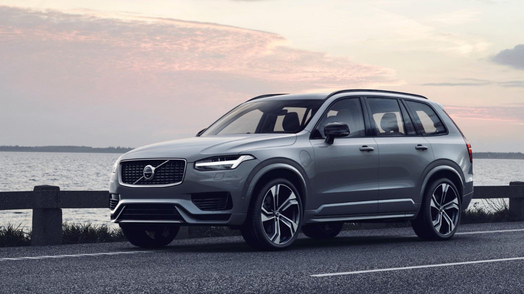 全新Volvo XC100最快要等到2023年中後才會亮相。圖為Volvo XC...