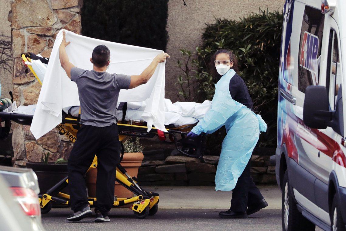 柯克蘭的「人生照護中心」目前已成為全美高度關注的疫情引爆點。但由於疫情擴散的速度...