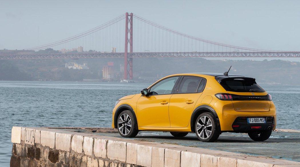 新世代Peugeot 208預計最快於今年底正式登台發售。 摘自Peugeot