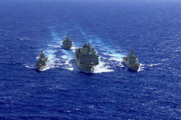 第三島鏈打卡:中共遠洋演訓,打破美軍制海優勢?