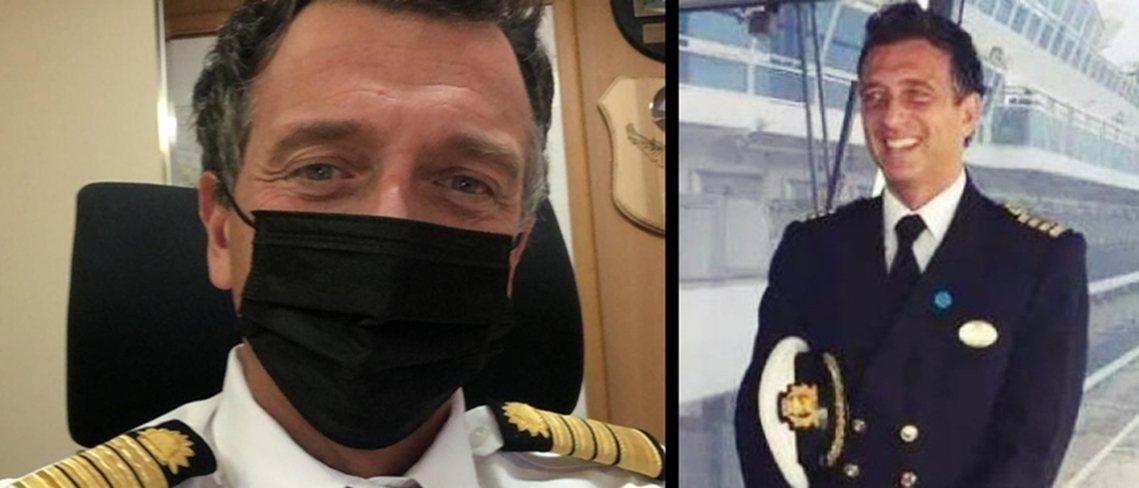 「(船長)會定期公告資訊,與檢疫官討論過後回答乘客相關問題,還會走在甲板上向大家...