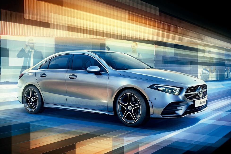 「中華賓士 A咖專屬」優惠專案,A-Class指定年式與車款享零頭款、超低月付!!
