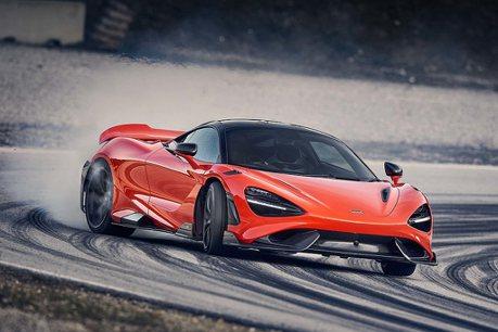 LT系列最強代表作!McLaren 765LT更輕、更高性能登場