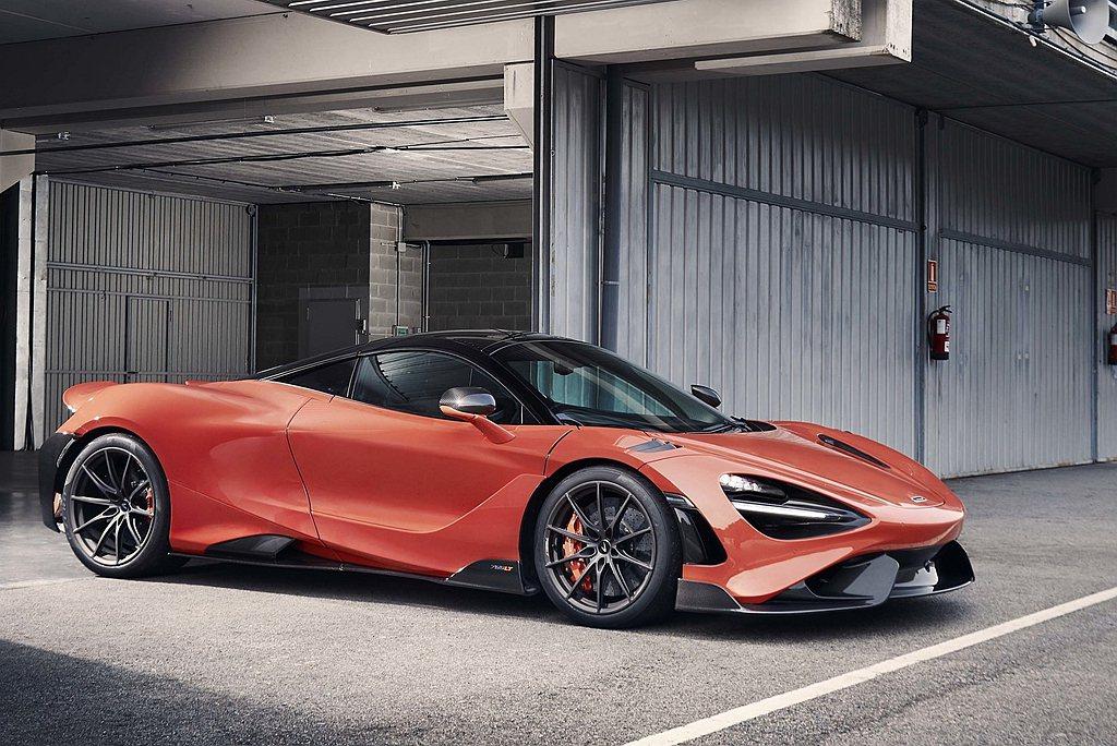 McLaren專業設計與工程團隊在規劃新世代Super Series LT,總會...