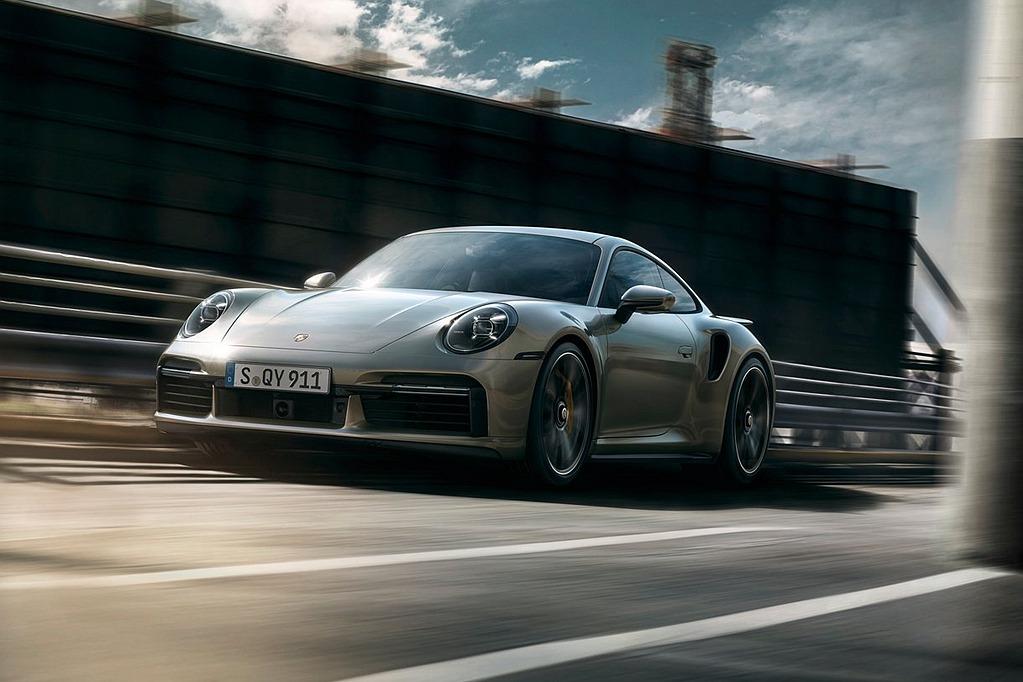 0-100km/h只要2.7秒!新世代保時捷911 Turbo S亮相,台灣同步展開預售