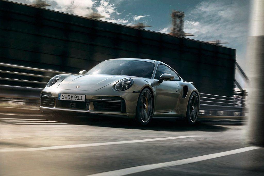 新世代保時捷911 Turbo S發表,台灣市場同步展開預售。 圖/Porsch...