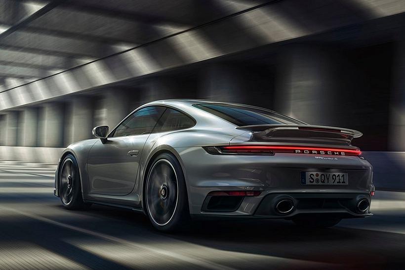影/全新Porsche 911 Turbo S到底哪裡好 3分鐘影片告訴你