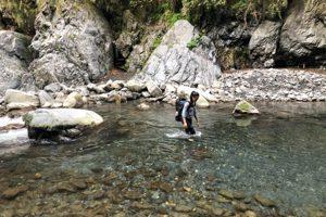 張景泓/野溪溺水實例分析:如何當個「稱職」的溺者與救援者?
