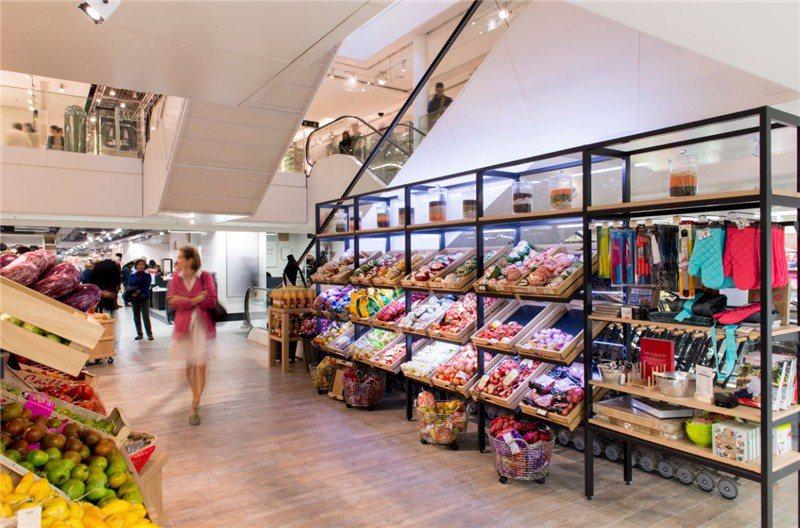 拉法葉百貨賣的特產  都是熱門名牌 /來源: galerieslafayette.com