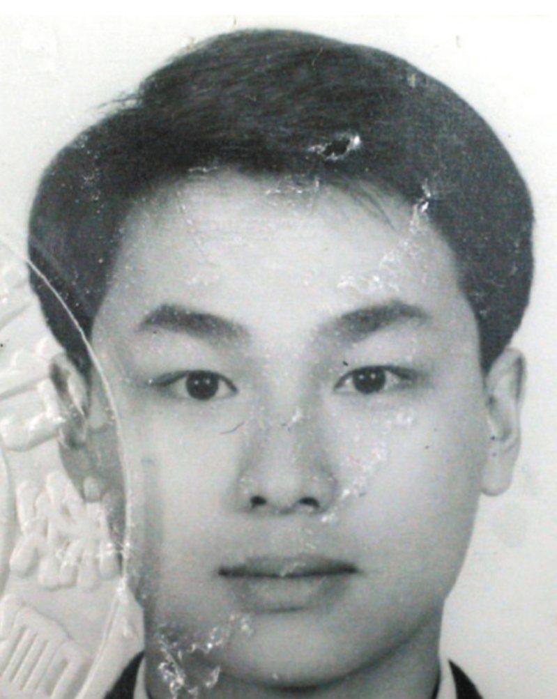 「老董的家」負責人李憲璋。報系資料照片