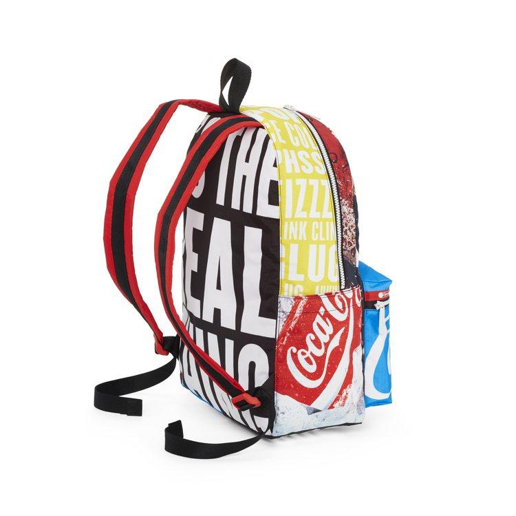 熱情夏日卡森後背包,7,200元。圖/LeSportsac提供