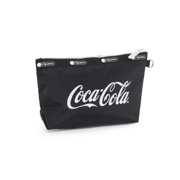 可愛拉罐中梯形化妝包,1,550元。圖/LeSportsac提供