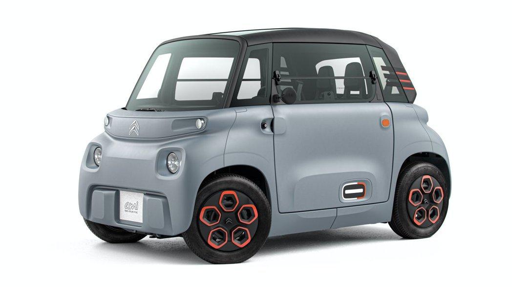 摘自Citroën