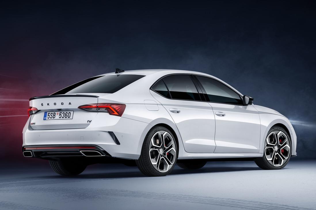 插電動力加持後的性能車 全新ŠKODA Octavia RS iV正式登場!