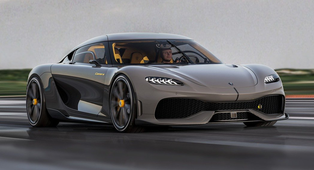 Koenigsegg Gemera擁有1700匹超大馬力。 摘自 Koenigs...
