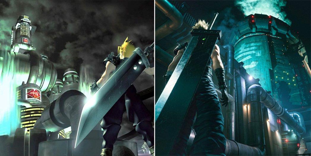 《Final Fantasy VII》對於PlayStation而言,可謂有著特...
