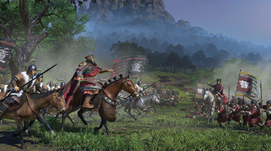 《全軍破敵:三國》立下三國類型遊戲新標竿