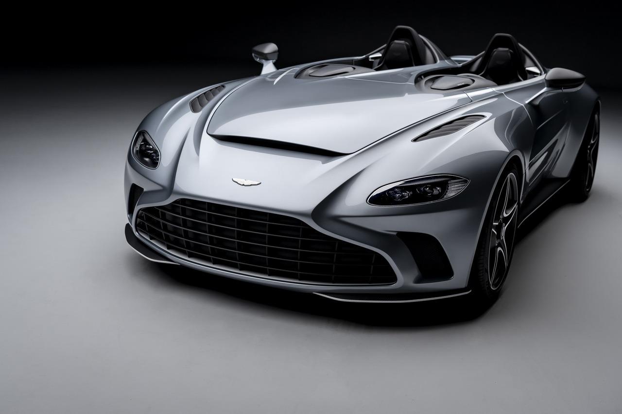 沒有前檔 沒有車頂!Aston Martin V12 Speedster限量88台正式發表