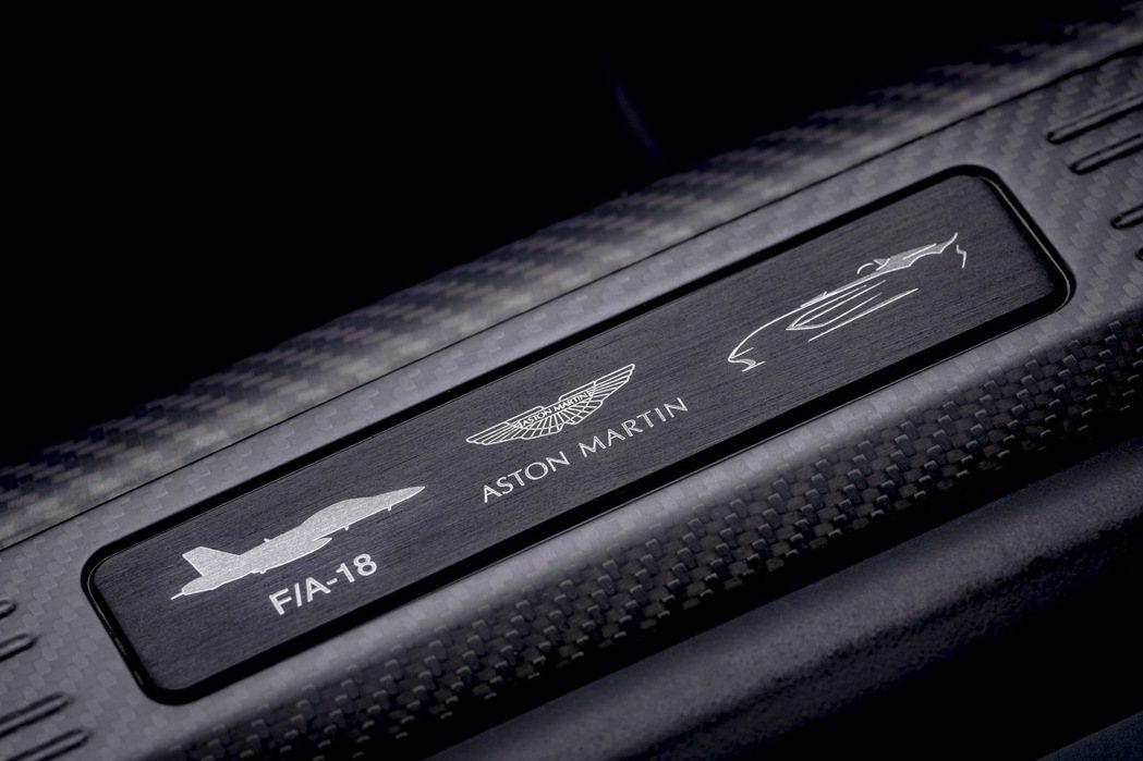 V12 Speedster上以F/A-18大黃蜂為航空主題的概念套件。 摘自As...