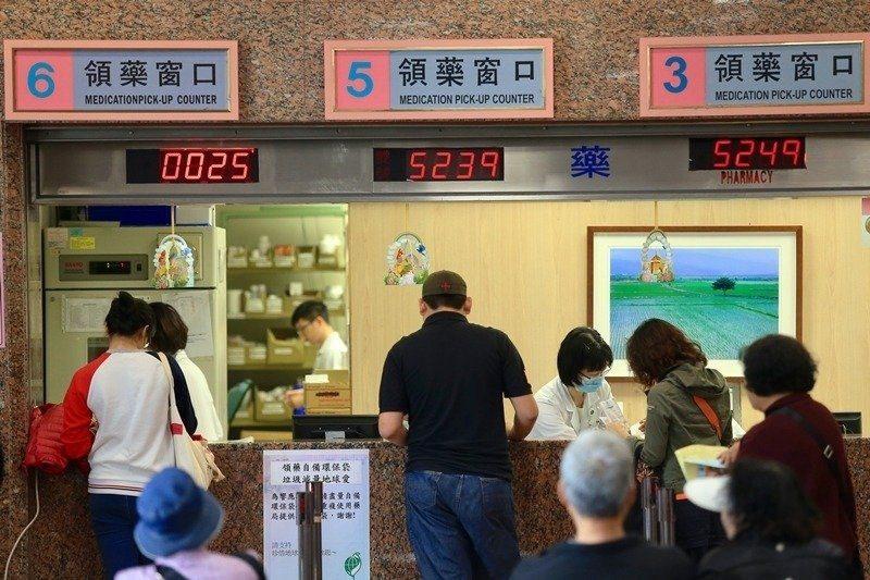 什麼是「1點1元」?這個政策真的能夠挽救台灣的醫療嗎? 圖/聯合報系資料照