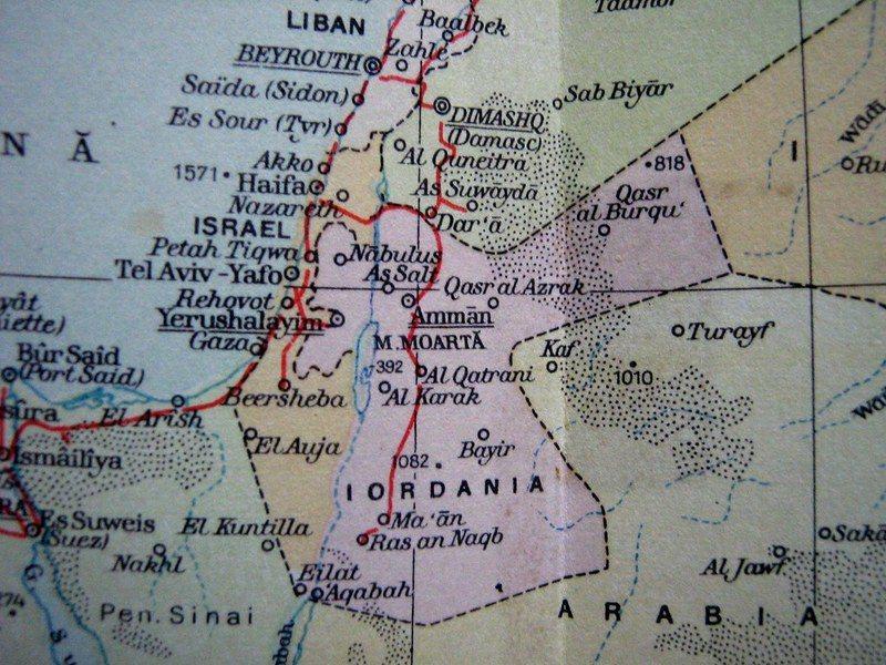川普的計畫將承認以色列所主張約旦河谷-西岸最東端的主權,未來巴勒斯坦將完全被以色列包圍。(photo byFlickr)