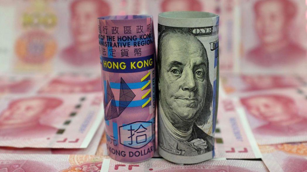 香港金管局追隨Fed降息2碼。 (路透)