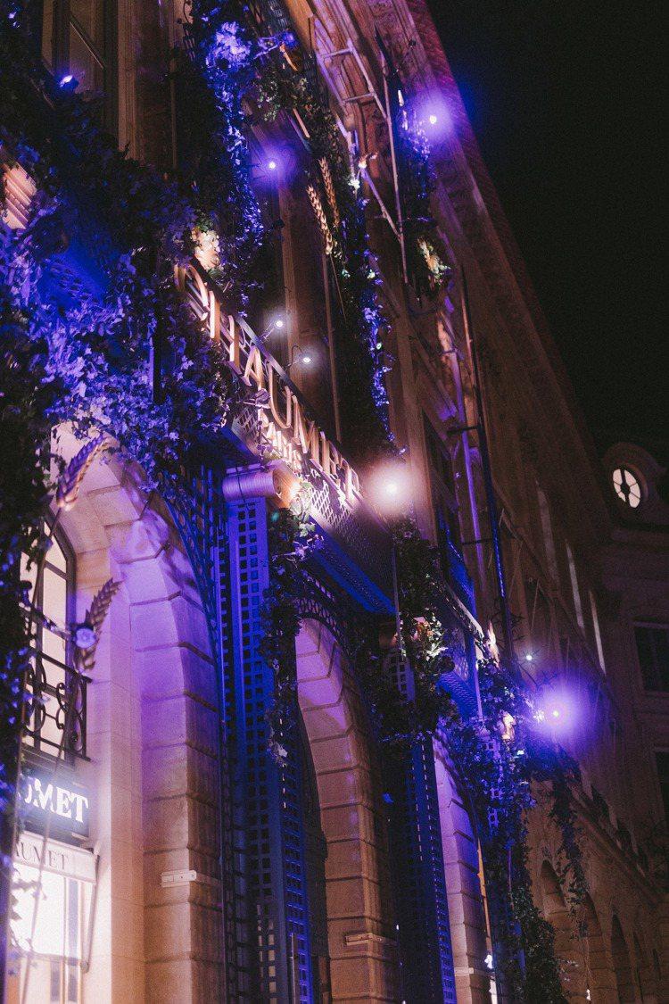 CHAUMET歡慶芳登廣場總店重新開幕在時裝周期間舉辦酒會。圖/CHAUMET提...