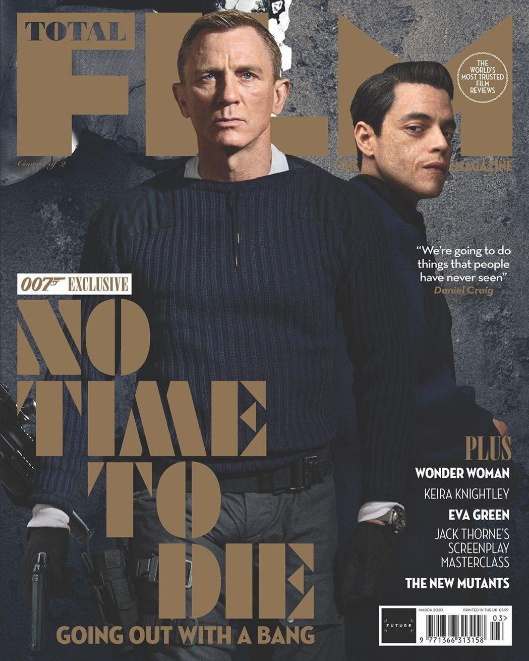 「007生死交戰」已在各大媒體展開宣傳,要調動檔期頗有難度。圖/摘自Instag