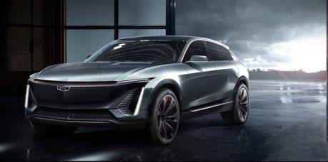 純電風吹進美式豪華車 Cadillac首款電動休旅下月登場!