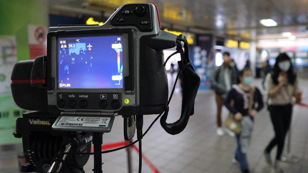 台北捷運加強乘客的防疫監控。圖/北捷提供