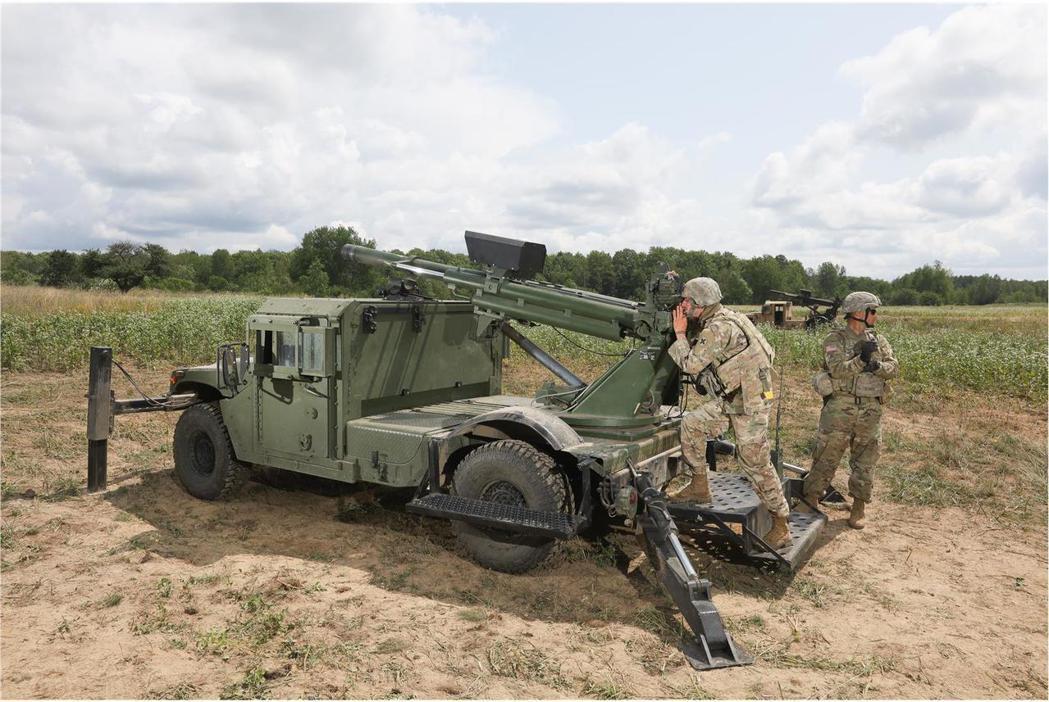 「北方打擊」演習(Northern Strike)是美國本土各州國民兵的跨軍種聯...