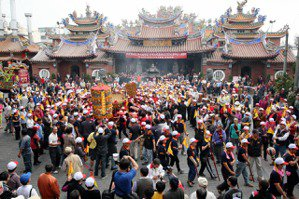 強挽果袂甜:中市文化局與樂成宮莫讓旱溪媽祖蒙羞