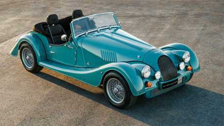 古典風格全新進化 Morgan Plus Four品牌首輛四缸渦輪車型發表!