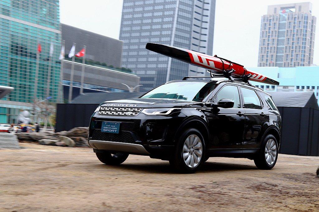 小改款Land Rover Discovery Sport搭載Ingenium高...