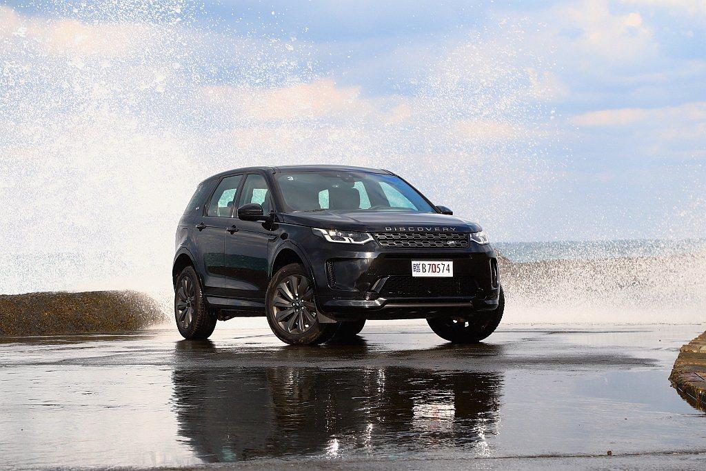 小改款Land Rover Discovery Sport不只更動外觀、內裝、動...