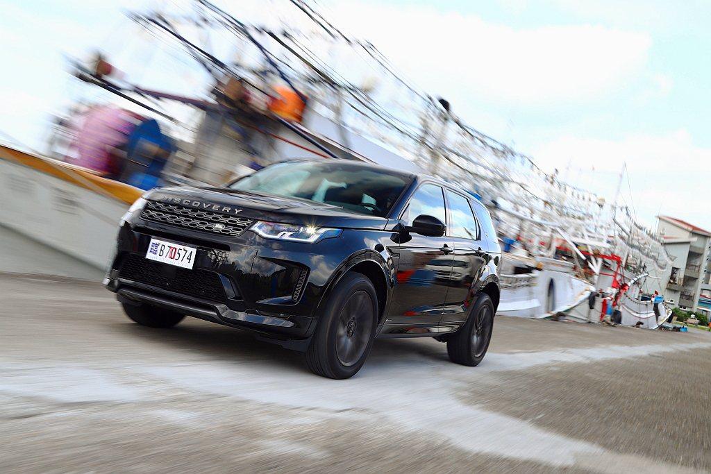 小改款Land Rover Discovery Sport汽油車型加速力道更為飽...