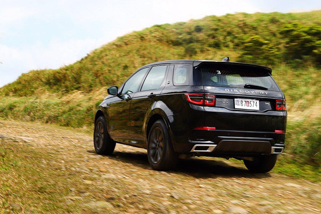 小改款Land Rover Discovery Sport車艙隔音以及行路質感等...