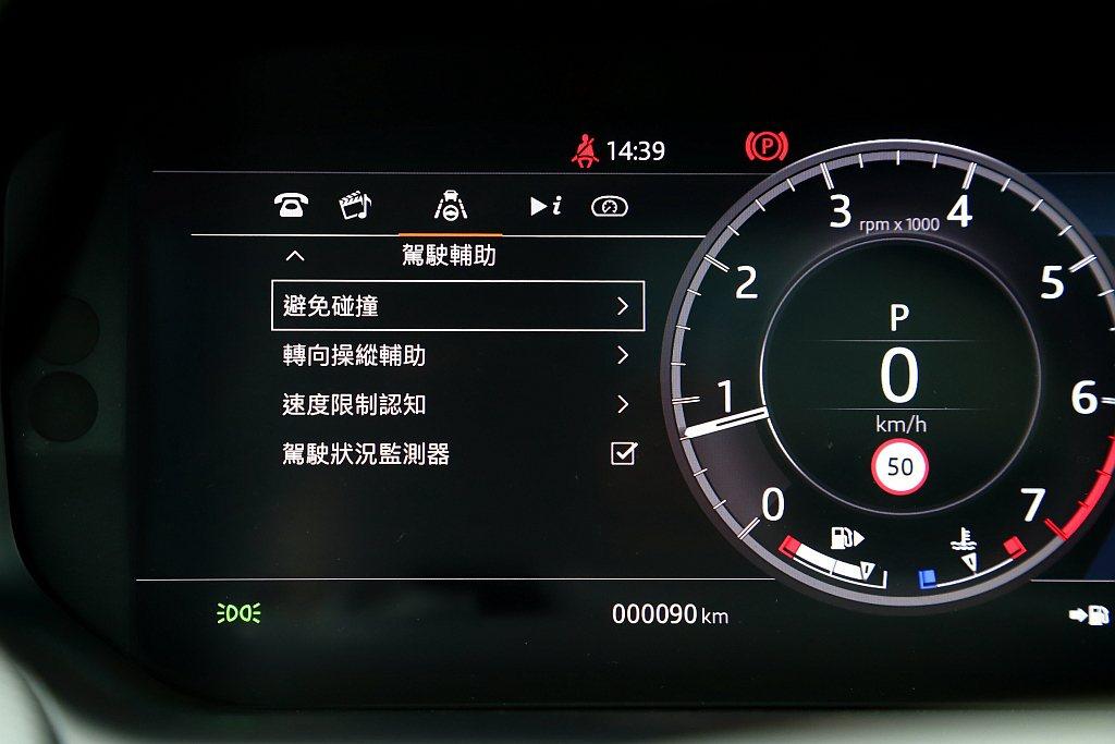 行車安全防護系統小改款Land Rover Discovery Sport誠意十...