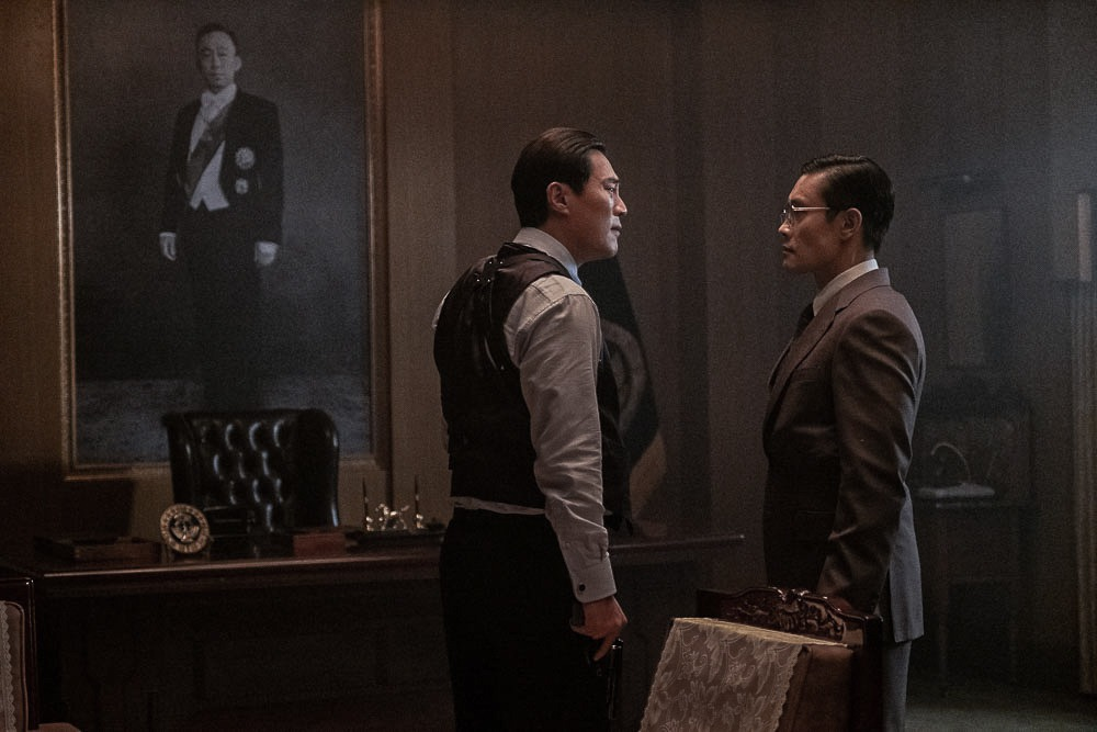 【黑電影】南山的部長們。歷史政治暗殺事件的省思