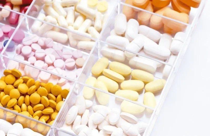 藥物示意圖。本報資料照片
