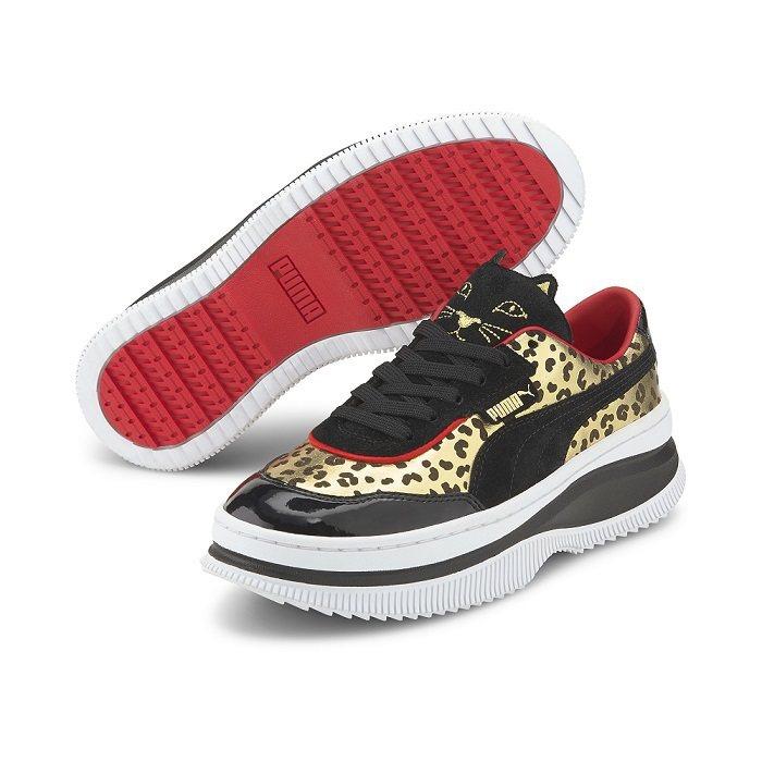 PUMA SELECT x Charlotte Olympia系列鞋款4,480...