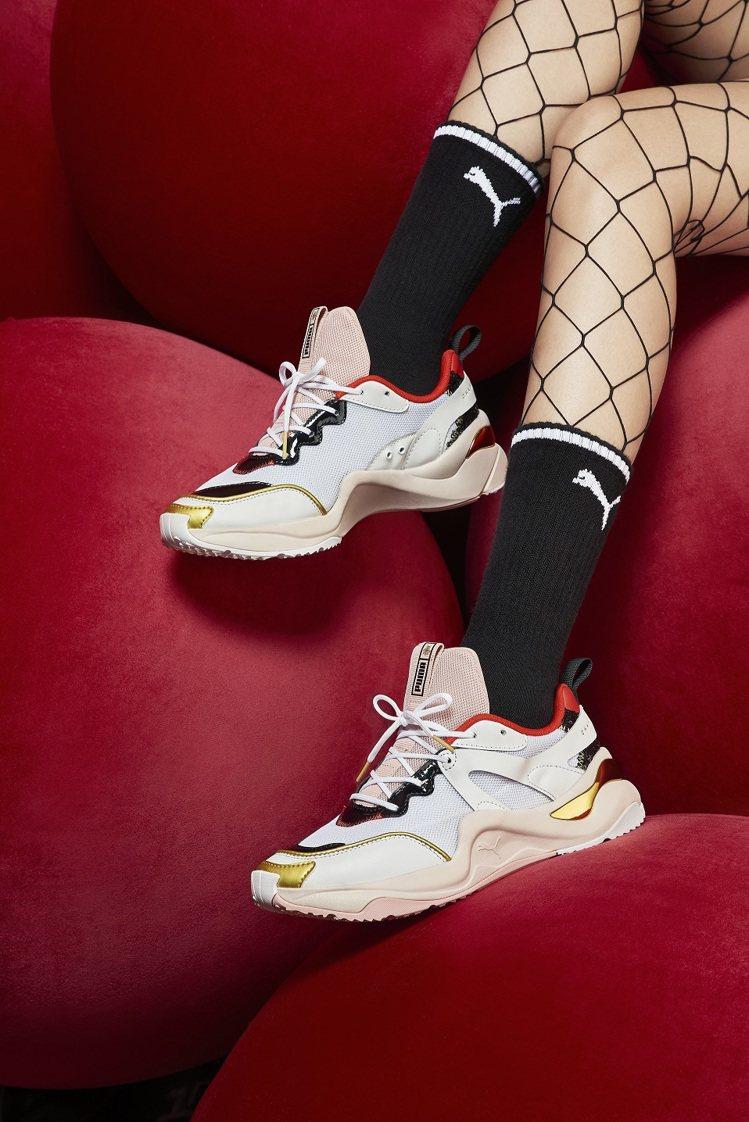 PUMA SELECT x Charlotte Olympia系列鞋款3,980...