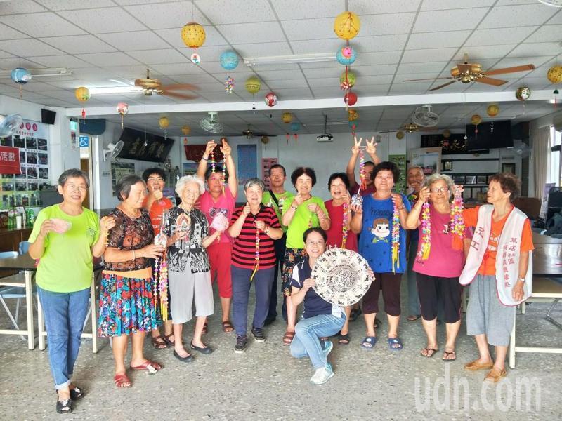 台南市推動社區環境教育創佳績,今年有7個社區獲得補助。記者鄭惠仁/攝影
