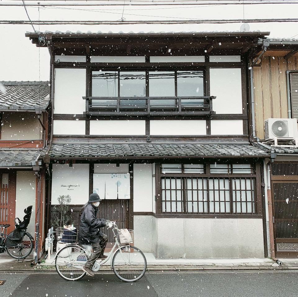 阿娟偕友人投下重金,在日本開設町家旅宿「大雲」。圖/摘自臉書